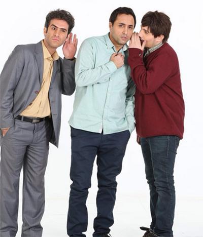 سیاحی بازیگر ها رحیم سریال لیسانسه در نقش کاظم
