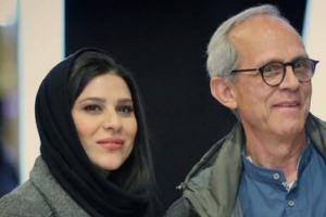 عکس جدید سحر دولت شاهی در کنار پدرش